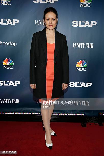 Megan Boone from NBC's The Blacklist