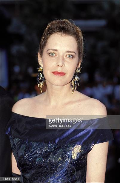 Premiere 'Rosalie Goes Shopping' In Cannes Film Festival On May 18th 1989 In CannesFrance