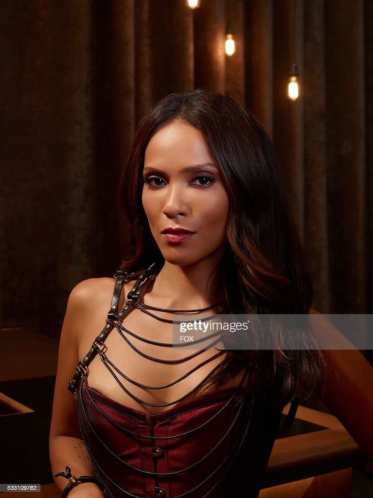 LUCIFER premieres Monday, January 25 on FOX. Pictured: Lesley-Ann Brandt as Maze.