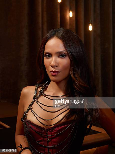 LUCIFER premieres Monday January 25 on FOX Pictured LesleyAnn Brandt as Maze