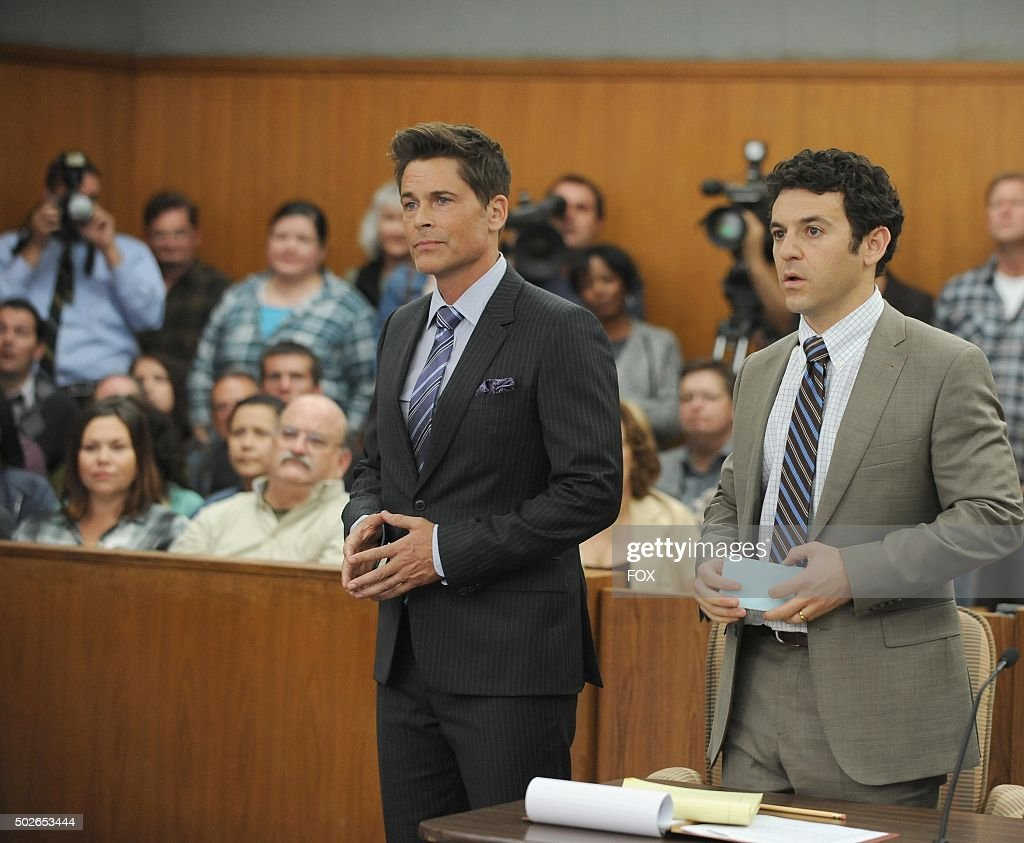 "FOX's ""The Grinder"" - Season One : Nachrichtenfoto"