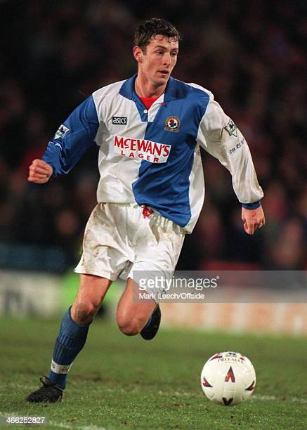 Premiership Football Crystal Palace v Blackburn Rovers Chris Sutton of Blackburn