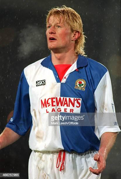 Premiership Football Crystal Palace v Blackburn Rovers Colin Hendry of Blackburn