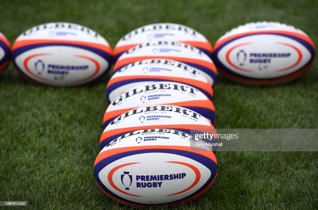5540443447a Leicester Tigers v Worcester Warriors - Premiership Rugby Cup : News Photo