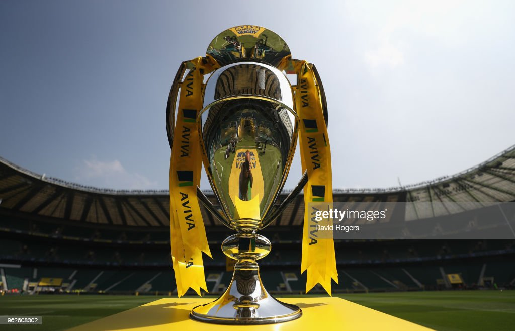 Saracens v Exeter Chiefs- Aviva Premiership Final