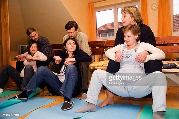 Prenatal Class in Prague