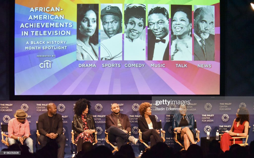 "The Paley Center For Media Presents ""They Run The Show: African-American Creators And Producers In Conversation"" - Inside"