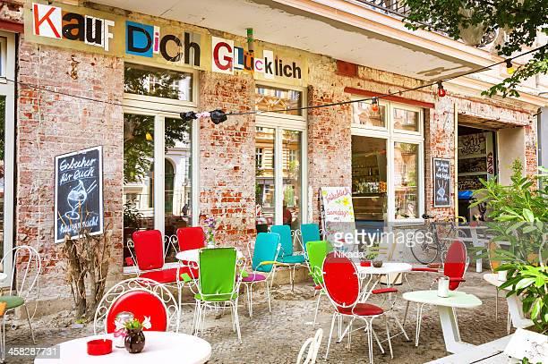 prenzlauer berg, berlin - prenzlauer berg stock photos and pictures