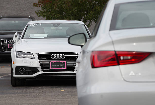 Volkswagen Stop US Sales Of VW Audi And Porsche Cars With - Audi dealers illinois