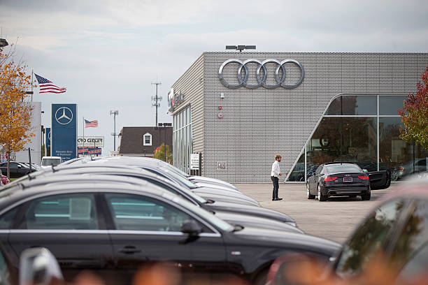 Volkswagen Stop US Sales Of VW Audi And Porsche Cars With - Audi dealers in illinois
