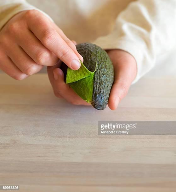 Preparation tips for preparing avocados