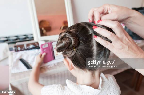 preparations - hair love stock pictures, royalty-free photos & images