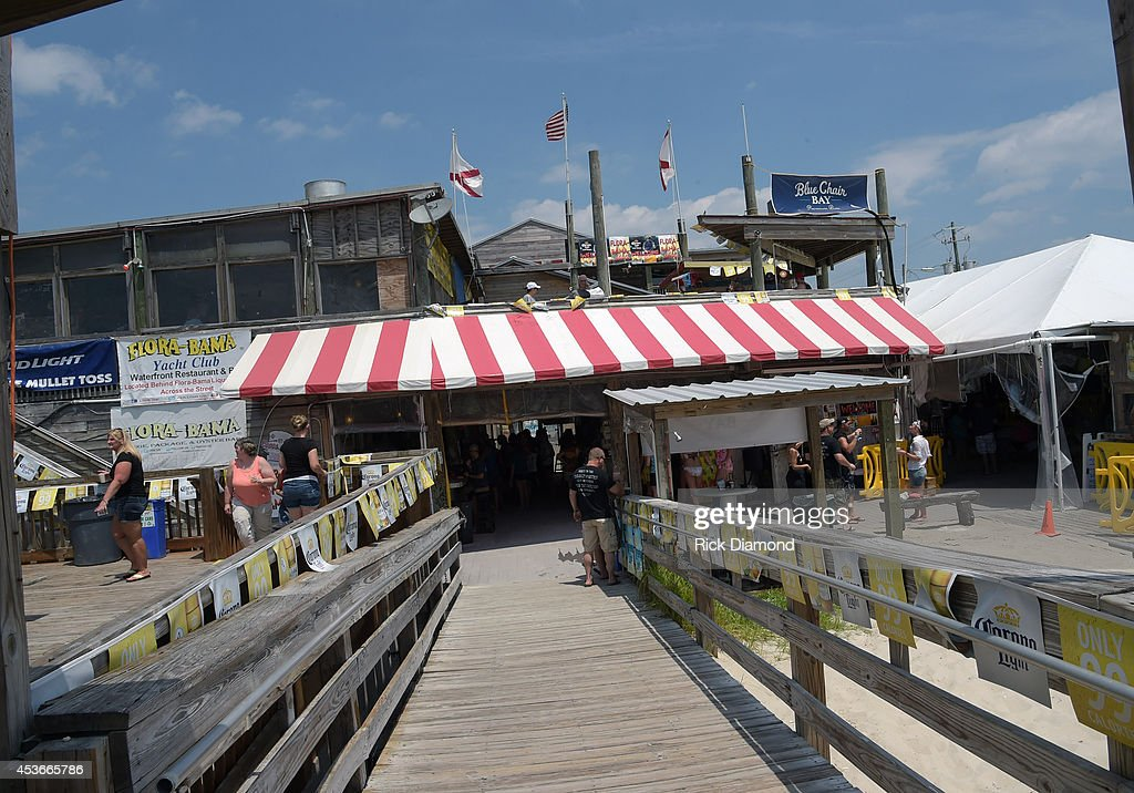 Flora-Bama Concert With Kenny Chesney - Day Before Atmosphere : News Photo