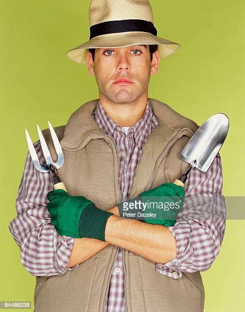 Prepared Gardener