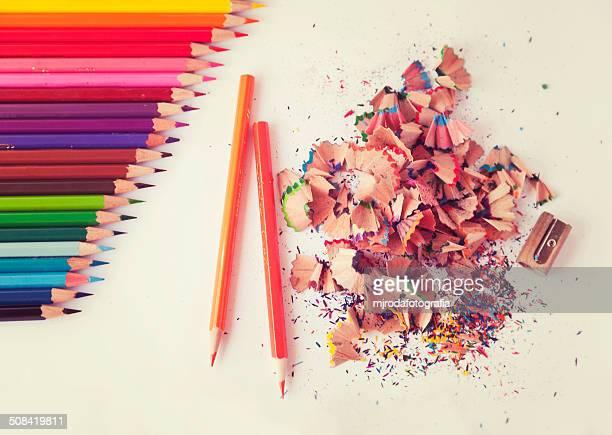 preparing for coloring - mjrodafotografia fotografías e imágenes de stock