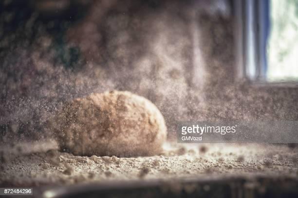 Preparing Healthy Seed Bread