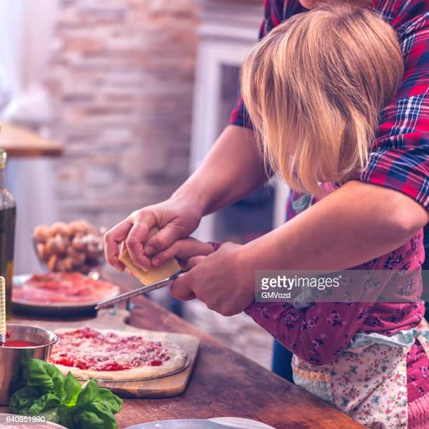 Preparar Pizza casera en casa