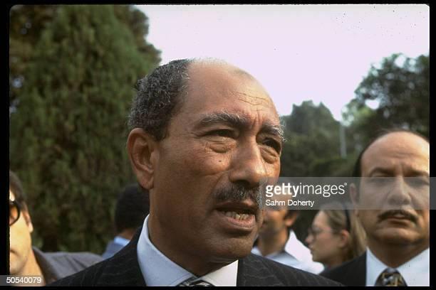 Pres Anwar Sadat