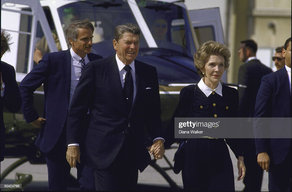 Image result for ronald and nancy reagan holding hands