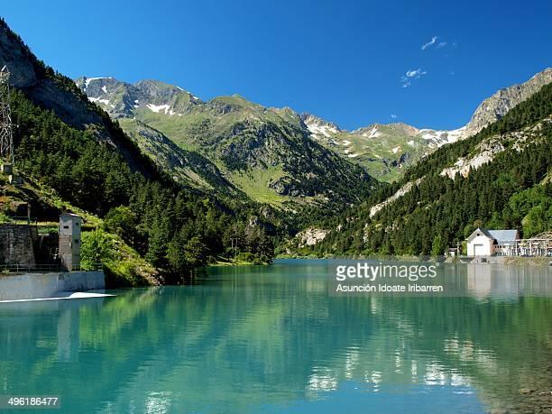 Presa de la Sarra. Pirineo