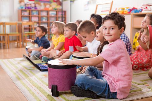 Preschool Child 1010538272
