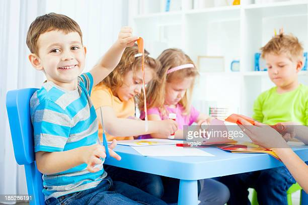 Preschool: Children Craft Activities.