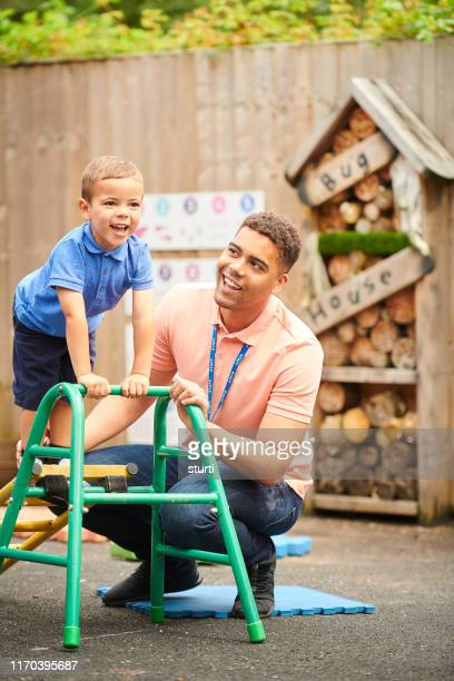 pre-school climber - preschool child stock pictures, royalty-free photos & images