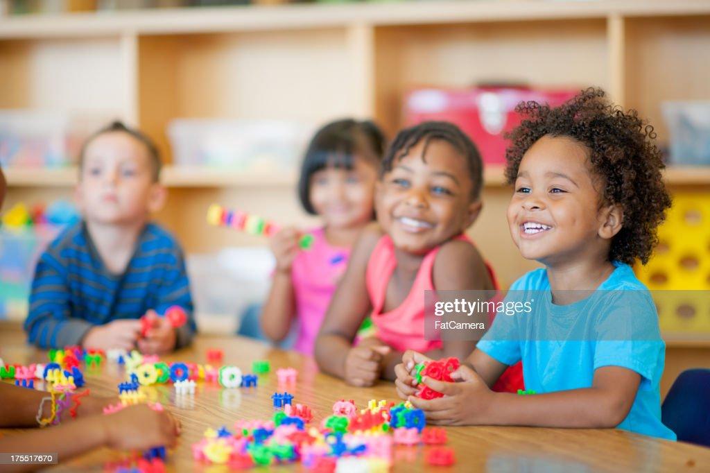 Preschool : Stock Photo