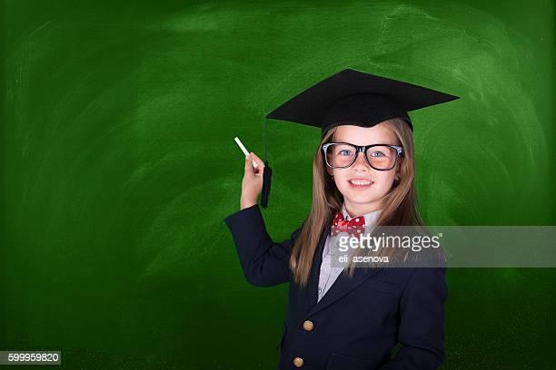 Criança Pré-escolar formatura