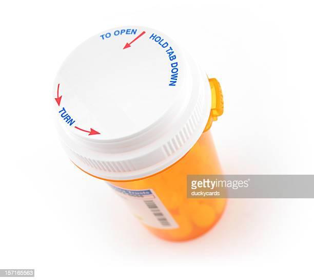prescription drug bottle - generic drug stock pictures, royalty-free photos & images