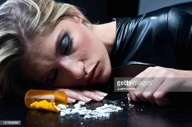 Prescription Drugs Addict