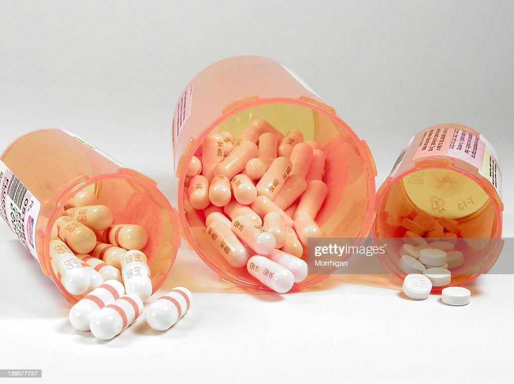 Prescriptions : Stock Photo