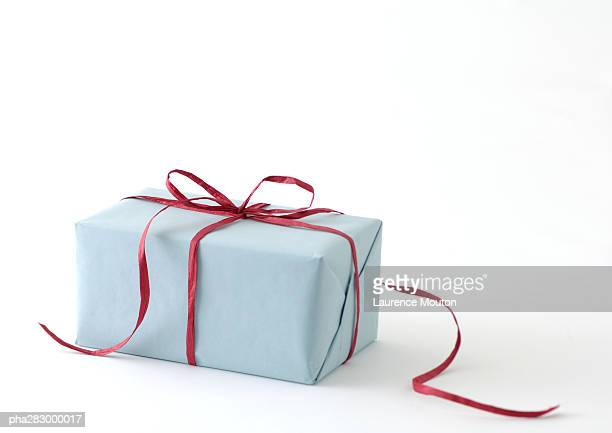 present - gift box stock pictures, royalty-free photos & images
