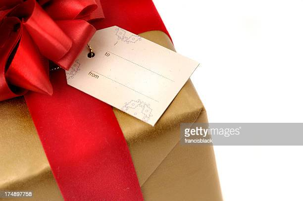 present with tag
