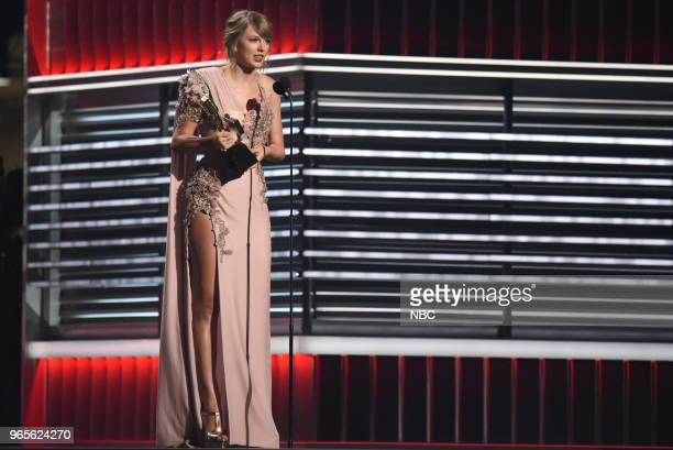 AWARDS Presentation 2018 BBMA's at the MGM Grand Las Vegas Nevada Pictured Taylor Swift
