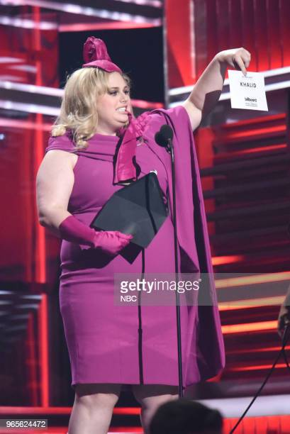 AWARDS Presentation 2018 BBMA's at the MGM Grand Las Vegas Nevada Pictured Rebel Wilson