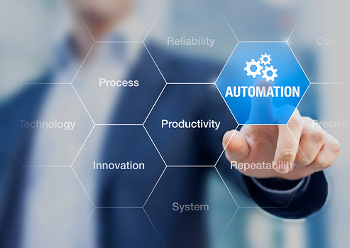 Presentation about automation to improve reliability and productivity 525799810