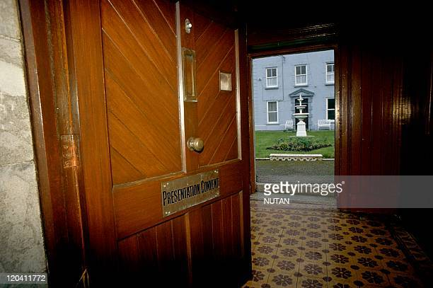 Presentation Convent in Galway Ireland Opposite is the Magdalene laundry where Nora Barnacle Joyce had worked