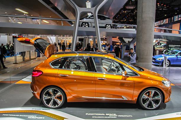 Germany 65th Iaa Frankfurt International Motor Show Pictures