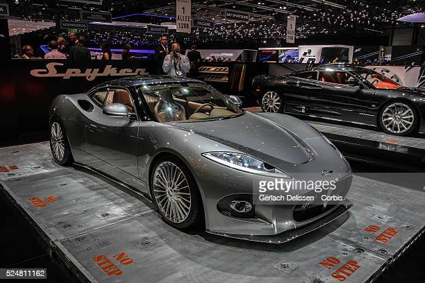 Spyker B6 Venator Concept Stock Photos And Pictures Getty Images
