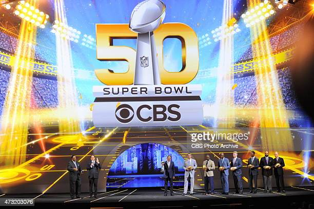 CBS presented its 201516 prime time schedule today at Carnegie Hall followed by a tented party at Lincoln Center An array of the Network's new...
