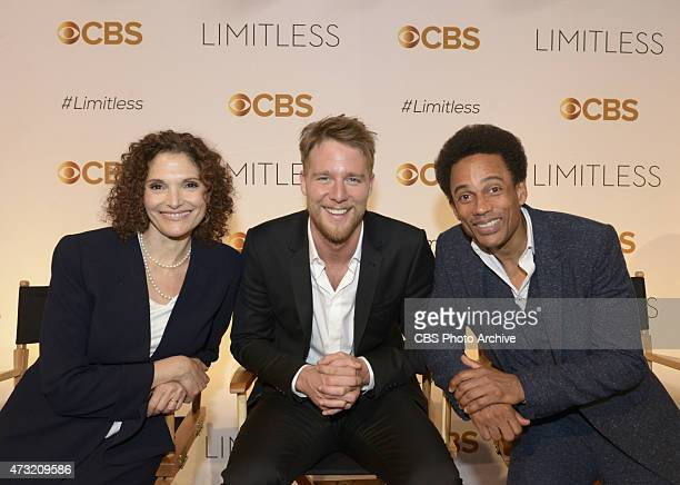 CBS presented its 201516prime time schedule today at Carnegie Hall followed by a tented party at Lincoln Center An array of the Network's new series...