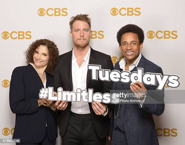 CBS presented its 201516prime time schedule today at Carnegie Hall followed by a tented party at Lincoln Center An array of the Network's new and...