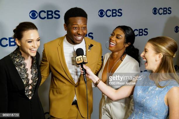 CBS presented its 201819 prime time schedule today Wednesday May 16 2018 at Carnegie Hall followed by a star studded party at The Plaza Hotel in New...