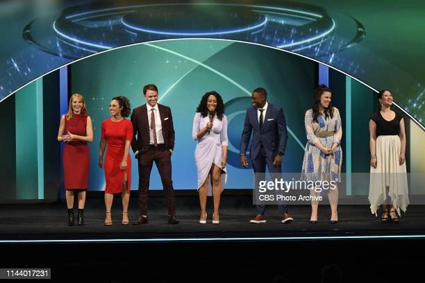 Presented its 2019-20 prime time schedule today, Wednesday, May 15, 2019 at Carnegie Hall, followed by a star-studded party at The Plaza Hotel in New...