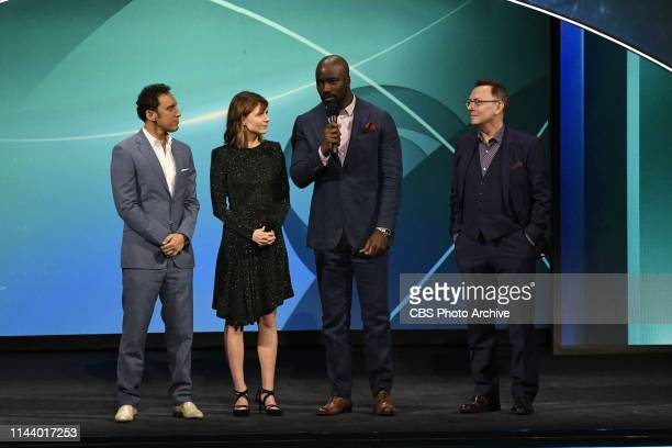 CBS presented its 201920 prime time schedule today Wednesday May 15 2019 at Carnegie Hall followed by a starstudded party at The Plaza Hotel in New...