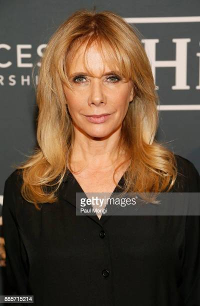 Presenter Actor Activist Rosanna Arquette attends Vital Voices Global Partnership 2017 Voices Against Solidarity Awards at IAC HQ on December 4 2017...