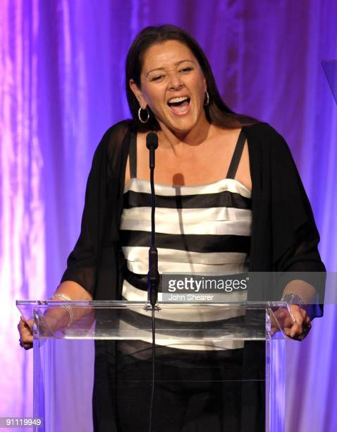 Presenter actress Camryn Manheim Variety's 1st Annual Power of Women Luncheon at the Beverly Wilshire Hotel on September 24 2009 in Beverly Hills...