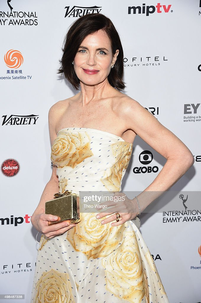 43rd International Emmy Awards - Arrivals