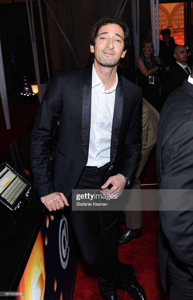 Presenter Adrien Brody attends the CNN Heroes: An All Star Tribute at The Shrine Auditorium on December 2, 2012 in Los Angeles, California. 23046_004_SK_0719.JPG
